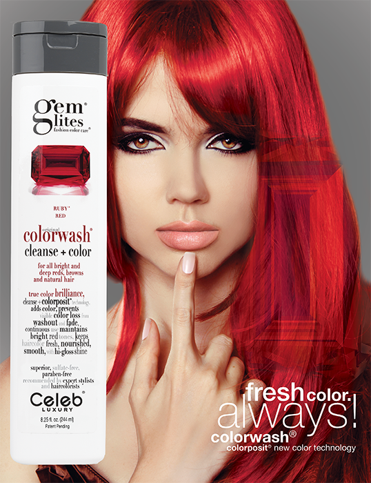 Viral Amp Gem Lites Colorwash Shampoo Tease Salon