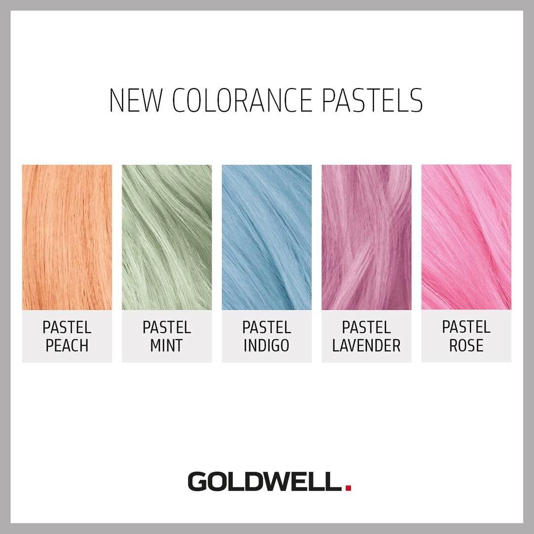 New Goldwell Pastels Tease Salon